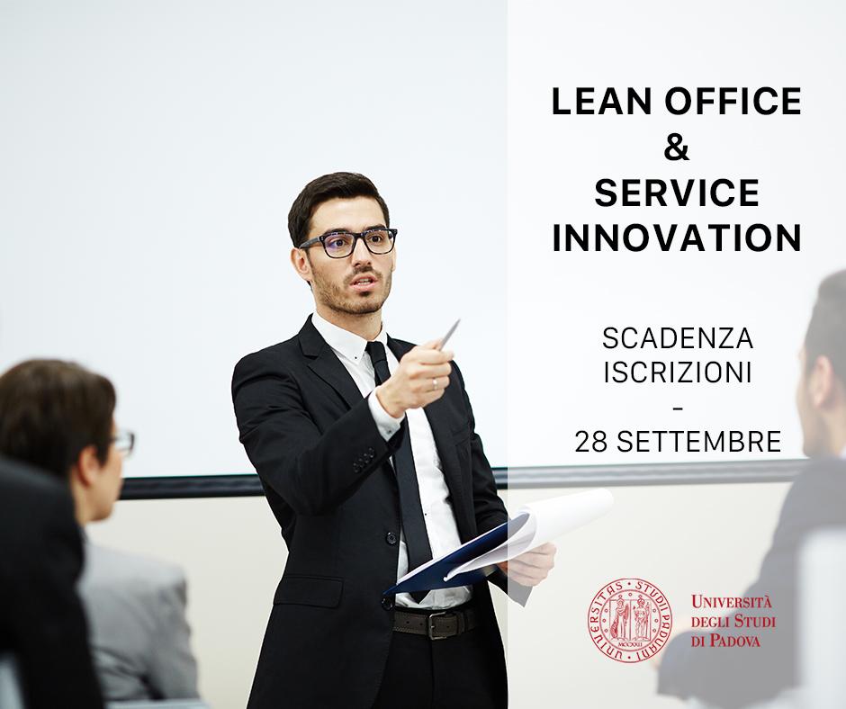 LEAN OFFICE & SERVICE INNOVATION
